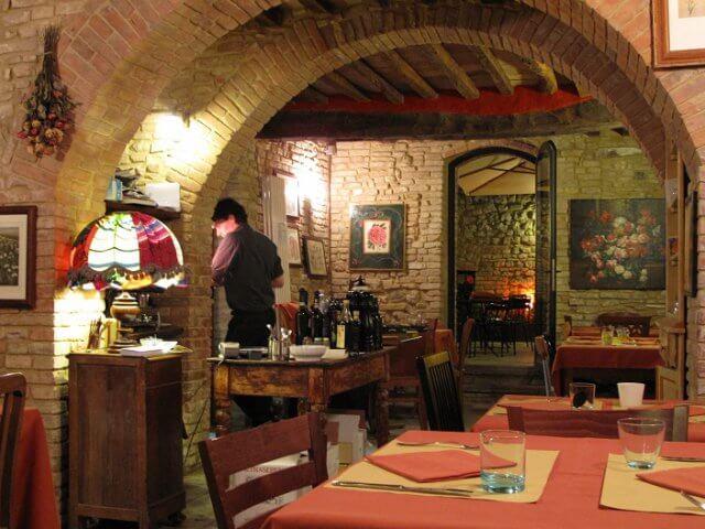 Melhores restaurantes em San Gimignano