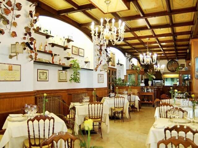 Melhores restaurantes em Génova