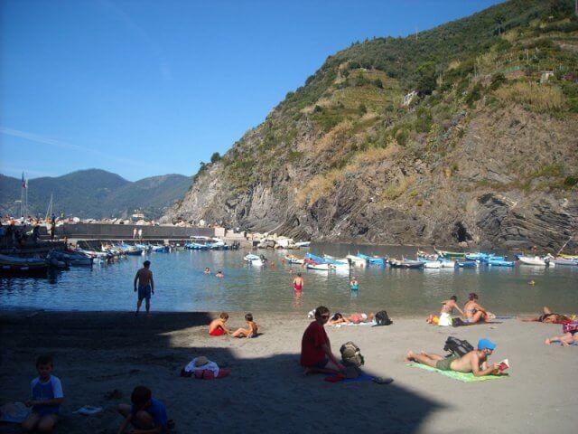 Onde ficar em Vernazza: melhores regiões