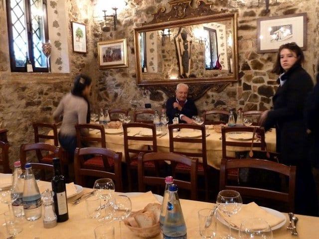 Melhores restaurantes em Montalcino