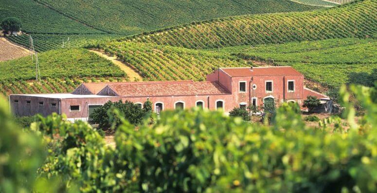 Vinícolas em Taormina