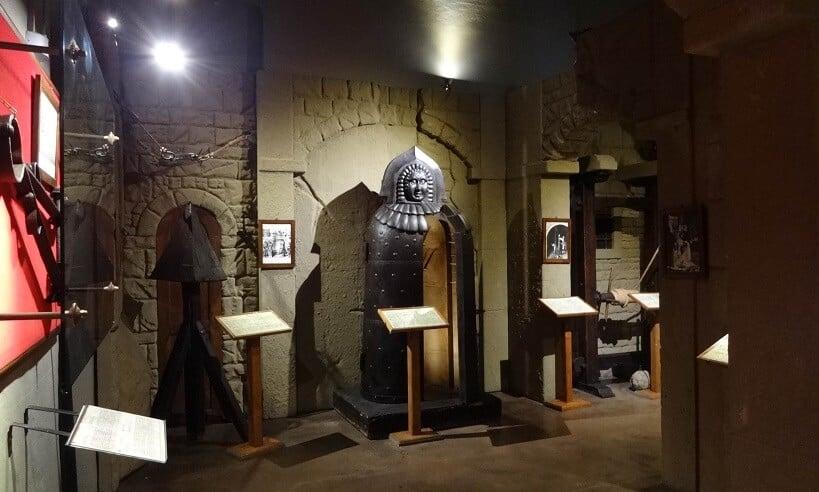 Museo della Tortura di Montepulciano