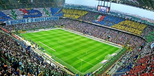Assistir a jogos do Inter de Milão na Itália