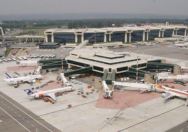 Aluguel de carro no aeroporto de Milão