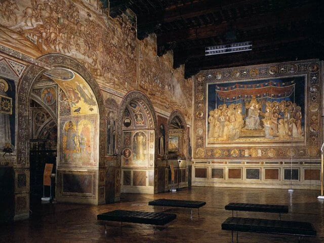 Palazzo Comunale em Siena