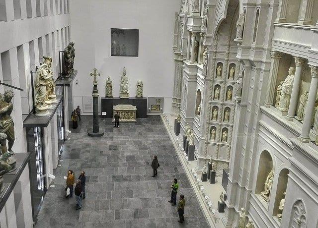 Museu dell'Opera del Duomo em Siena