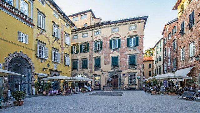 Puccini Museum em Lucca