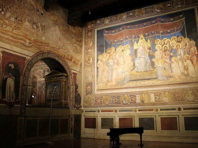 Palazzo Comunale em San Gimignano
