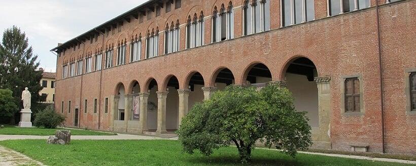Museu Nacional de Villa Guinigi em Lucca