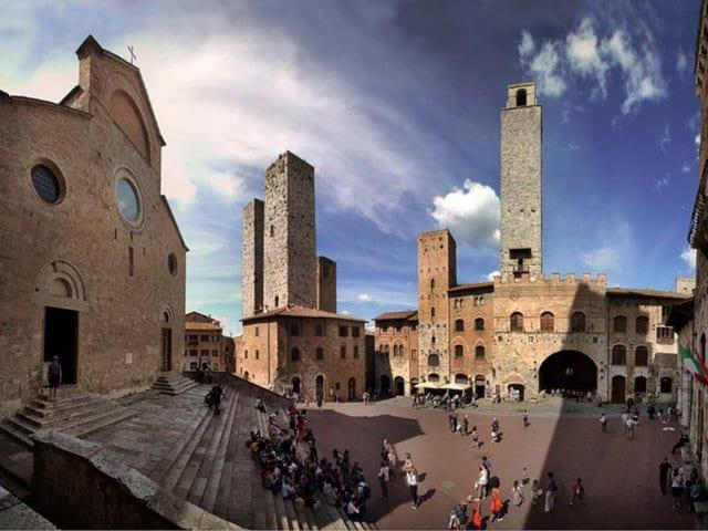 Roteiro de 1 dia em San Gimignano