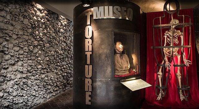 Museo della Tortura em San Gimignano