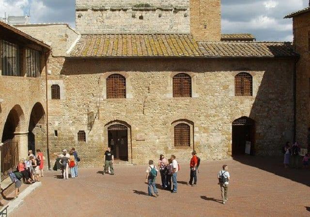 Museo d'Arte Sacra em San Gimignano