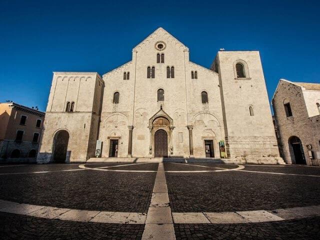 Ingressos para a trilha histórica de Bari
