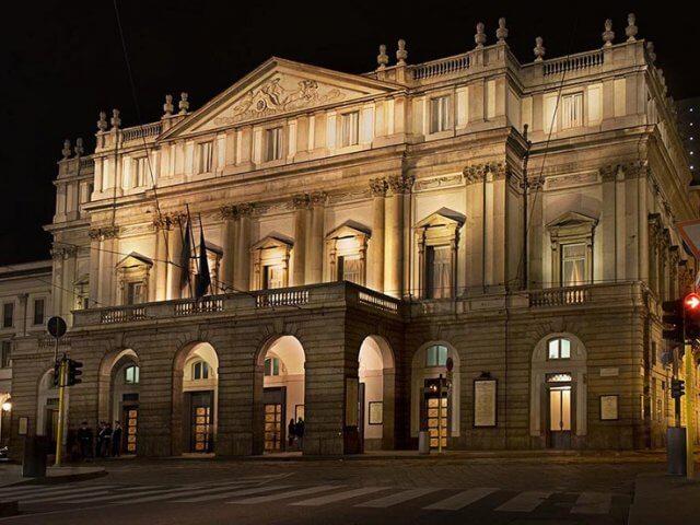 Ingressos para a visita guiada ao Teatro Alla Scala em Milão