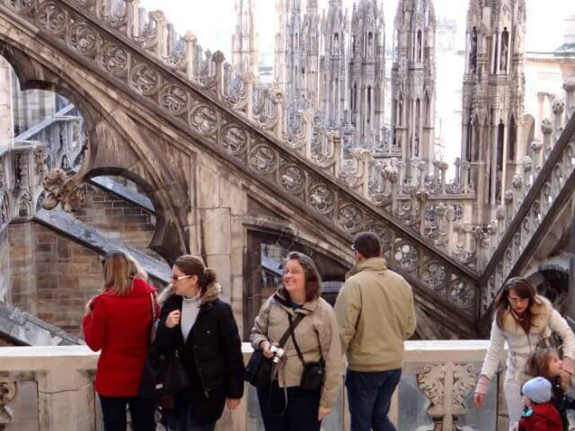 Ingressos para a visita guiada à Catedral de Milão