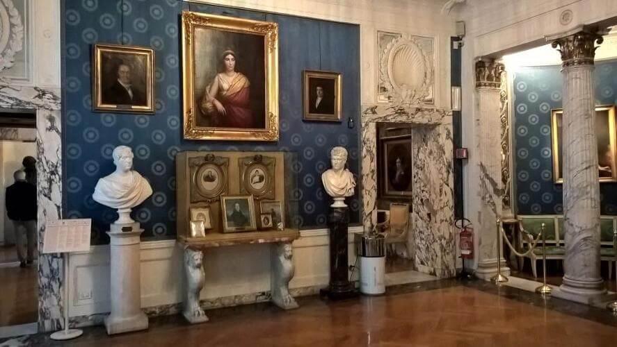 Museu Alla Scala em Milão