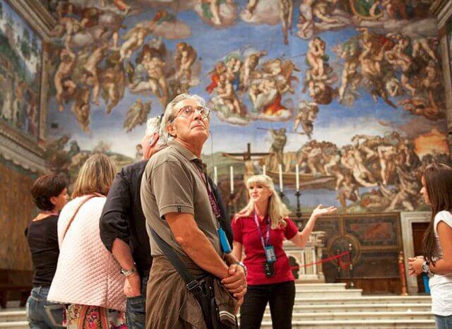 Ingressos para o Museu do Vaticano e Capela Sistina em Roma