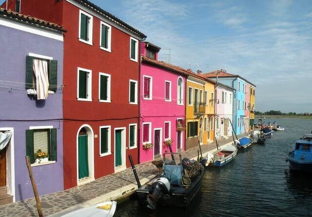 Ingressos para passeio de barco pelas três ilhas da Lagoa em Veneza