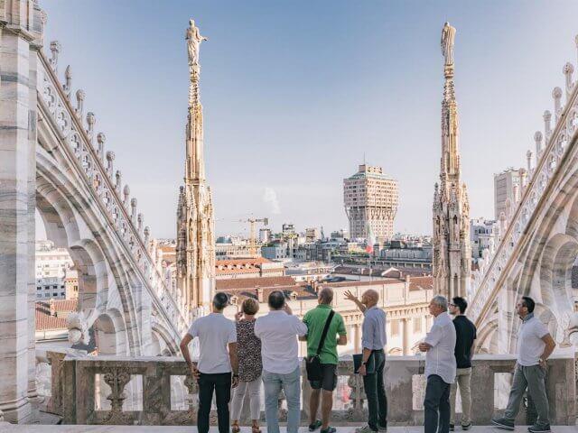 Ingressos para o Duomo de Milão sem filas