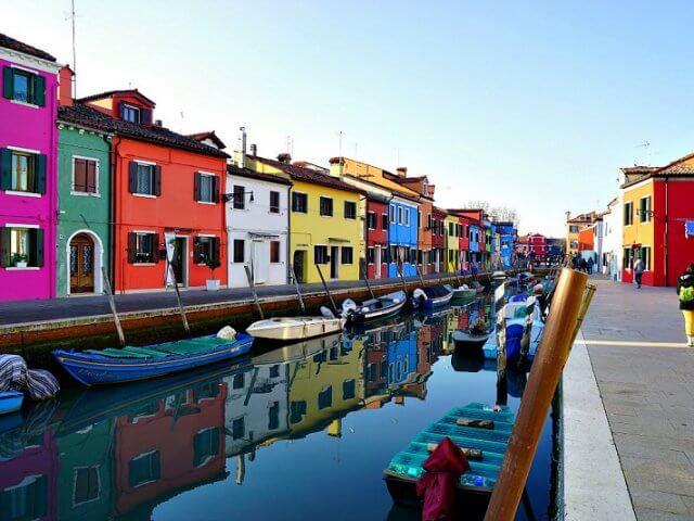 Ingressos para tour pelas ilhas de Veneza