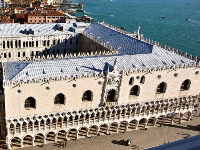Ingressos para o Palácio Doge e os segredos de sua prisão