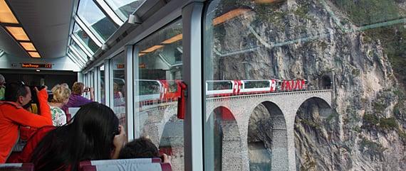 Visita aos Alpes Suiços nas redondezas de Milão