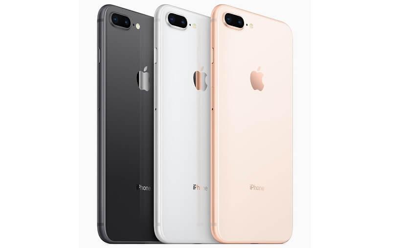 iPhone 8 em Roma
