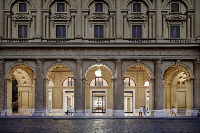 Apple Store em Florença