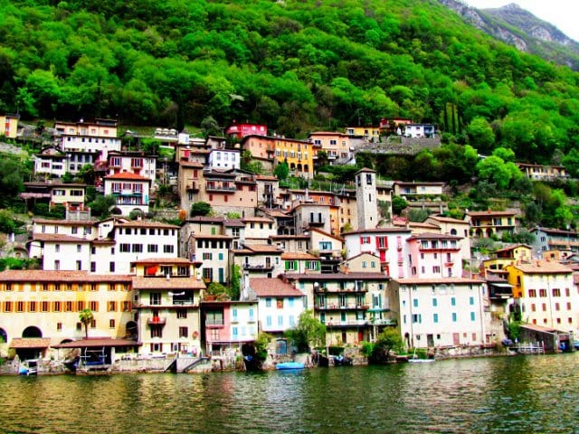 Tour pelo luxuoso centro comercial Lugano
