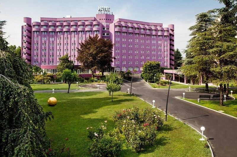 Hotel Da Vinci em Milão