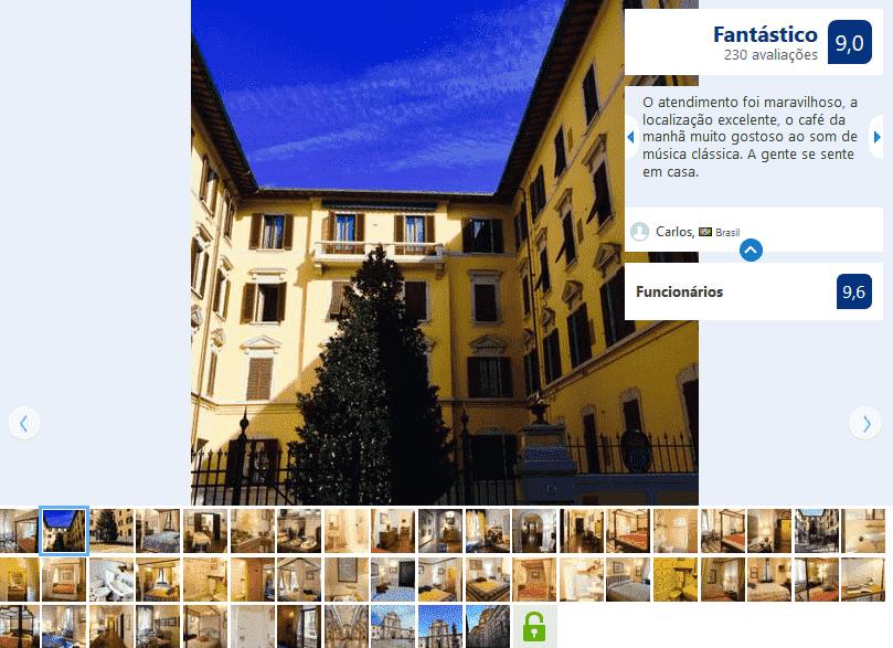 Residenza Johana I para ficar em Florença