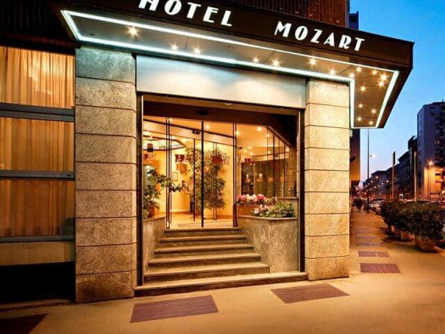 Hotéis bons e baratos em Milão