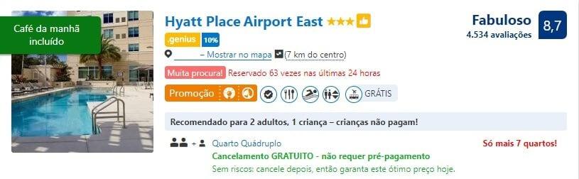 Cancelamento gratuito para hotéis pelo Booking