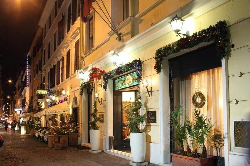 Hotel Condotti em Roma