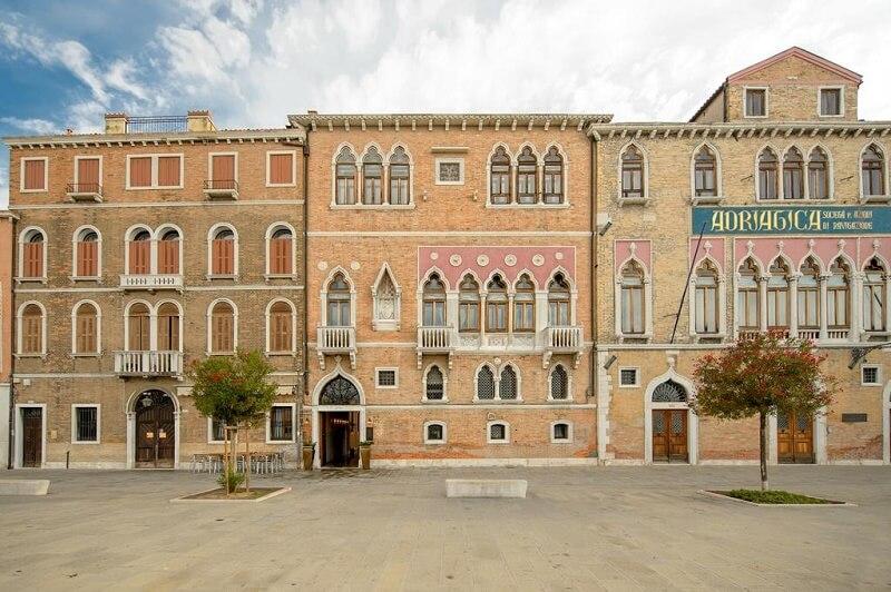 Hotel Palazzo Veneziano em Veneza