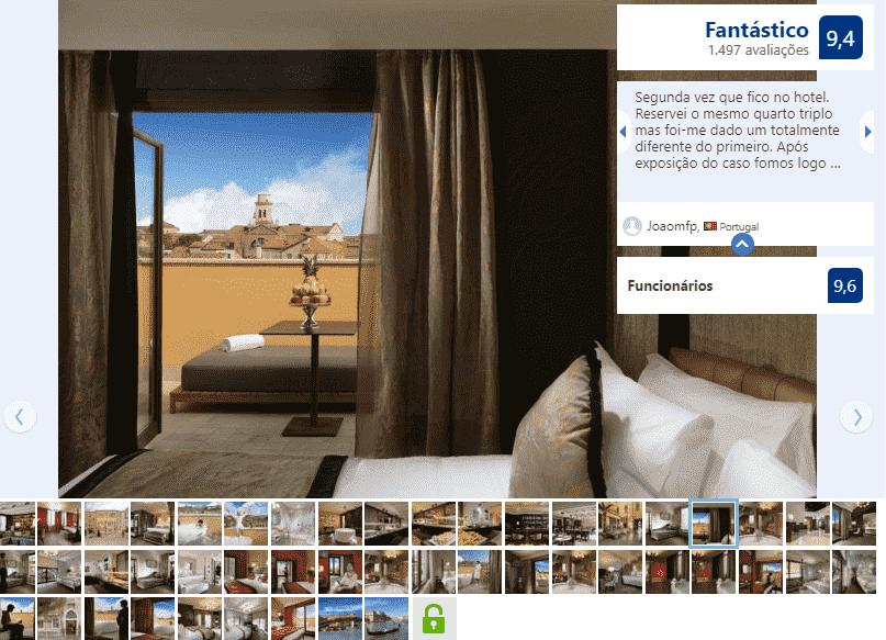 Hotel Palazzo Veneziano para ficar em Veneza