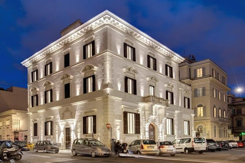 The Liberty Boutique Hotel em Roma