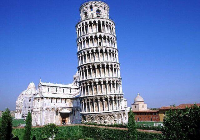Viagem de trem de Florença a Pisa