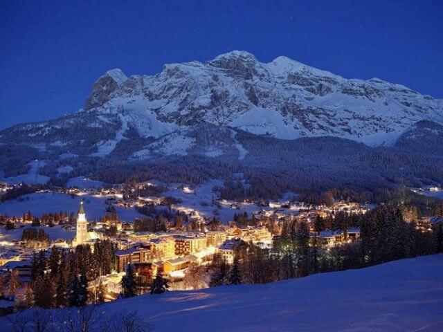 Quando e onde esquiar na Itália