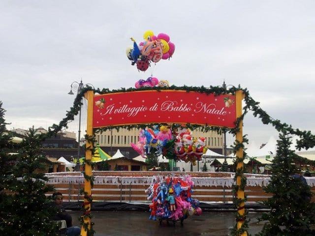 Mercados de Natal em Florença