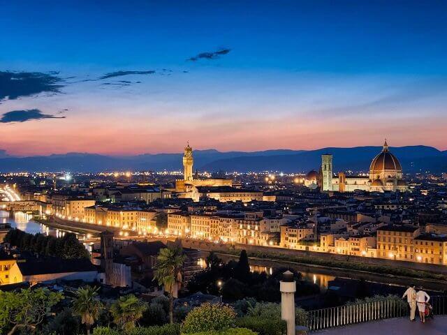 Como ir do aeroporto até o centro de Florença