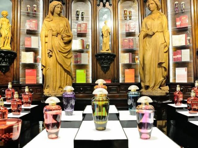 Onde comprar perfumes em Veneza