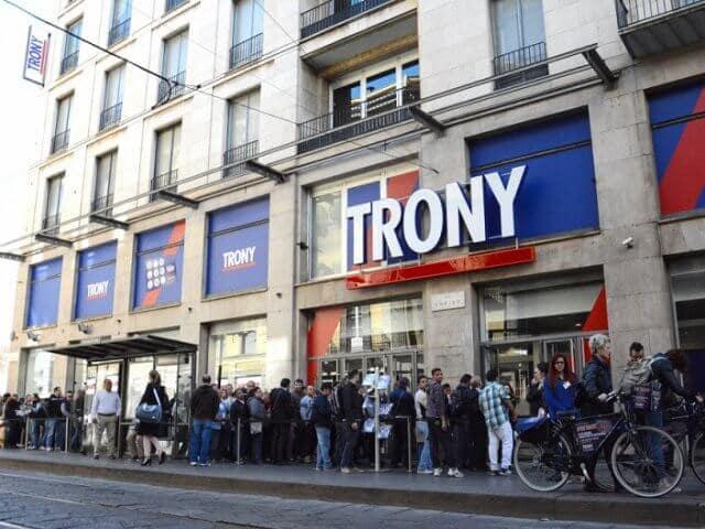 Onde comprar eletrônicos em Milão