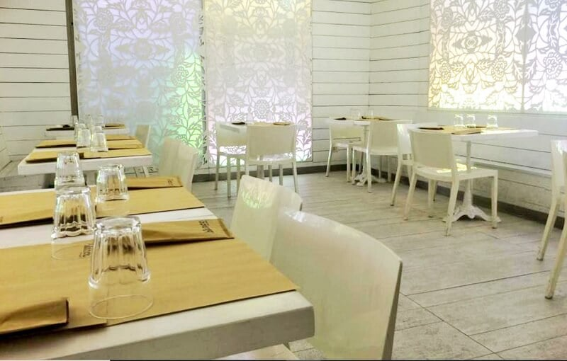 Bar Blanco em Milão