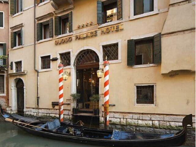 Hotéis na zona turística de Veneza
