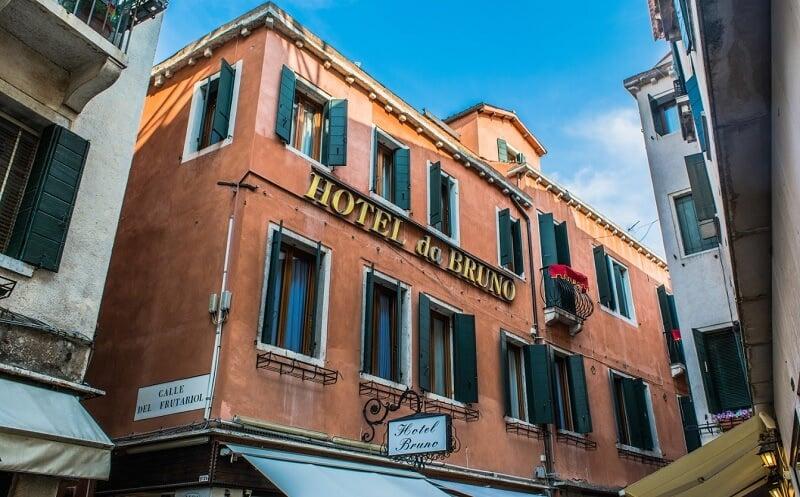 Hotel da Bruno em Veneza