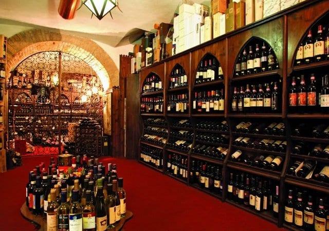 Onde comprar vinhos em Roma