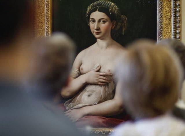 Galeria Nacional de Arte Antiga em Roma