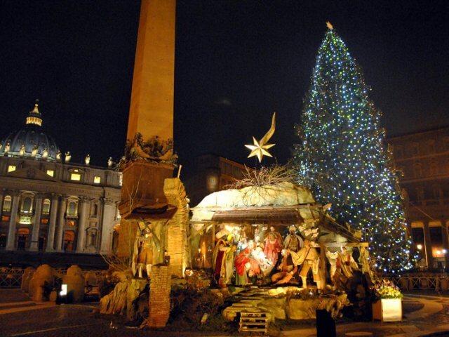 Feriados em Roma em 2019