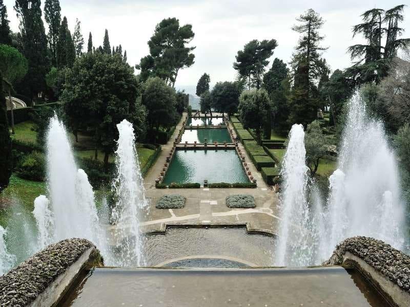 Jardim da Villa d'Este